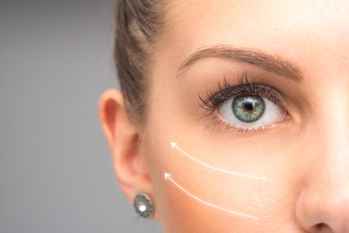 lifting treatment on female face-img-blog